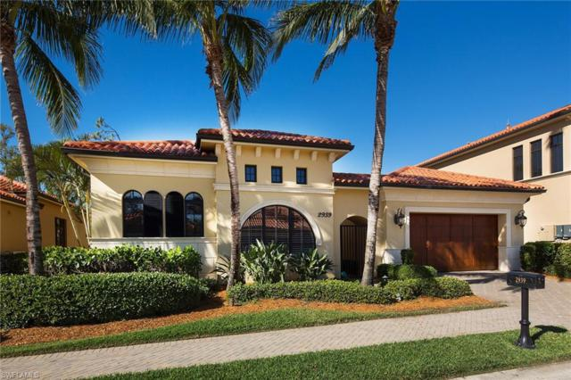 2939 Tiburon Blvd E, Naples, FL 34109 (MLS #218080247) :: The Naples Beach And Homes Team/MVP Realty