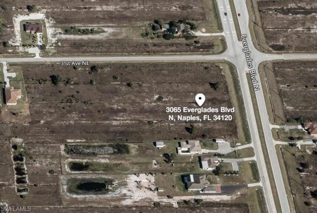 3065 Everglades Blvd N, Naples, FL 34120 (MLS #218081064) :: Kris Asquith's Diamond Coastal Group