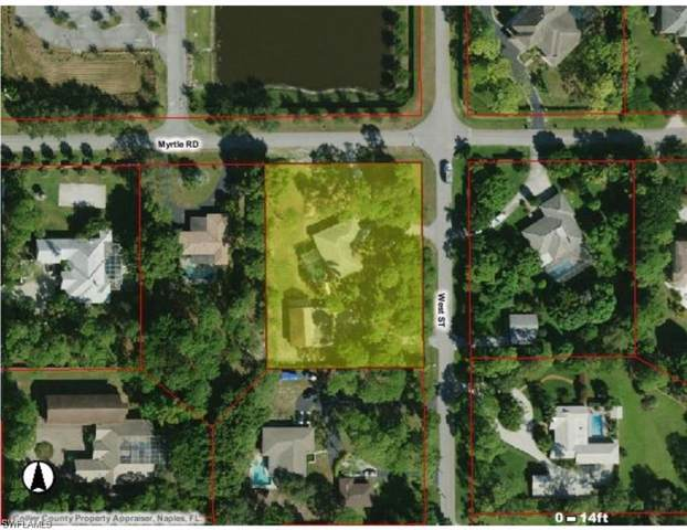 38 Myrtle Rd, Naples, FL 34108 (MLS #218081137) :: The Naples Beach And Homes Team/MVP Realty