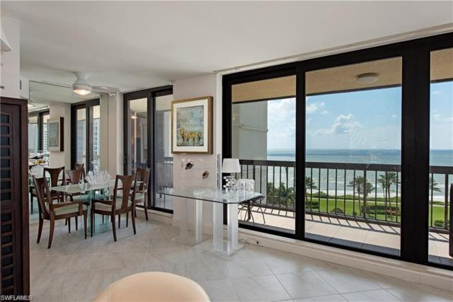 4551 Gulf Shore Blvd N #901, Naples, FL 34103 (#218081326) :: Equity Realty