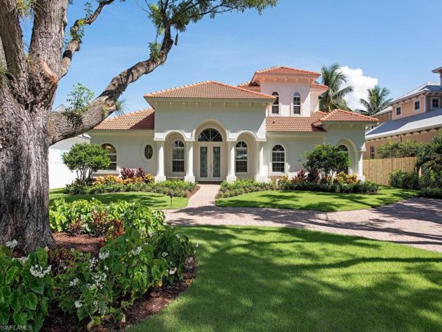 431 1st Ave N, Naples, FL 34102 (MLS #218081552) :: RE/MAX Realty Group