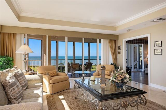 4201 Gulf Shore Blvd N #801, Naples, FL 34103 (#218081793) :: Equity Realty