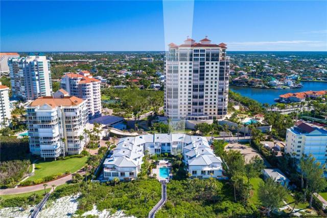 76 Seagate Dr #5, Naples, FL 34103 (MLS #218082103) :: Clausen Properties, Inc.