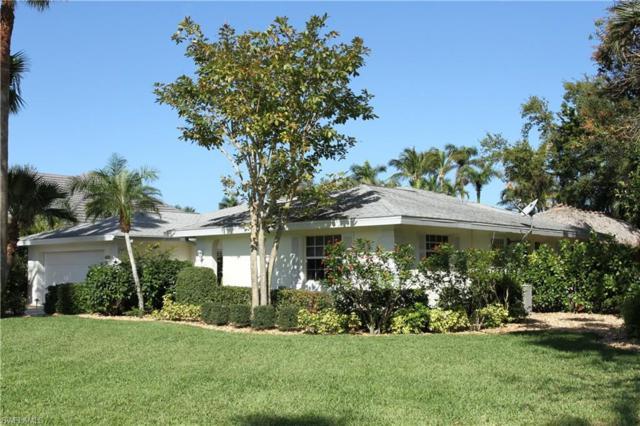 405 Putter Point Dr, Naples, FL 34103 (MLS #218082123) :: Palm Paradise Real Estate