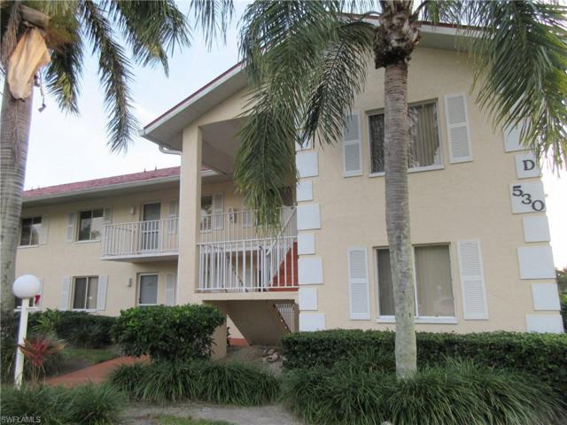 530 Augusta Blvd D104, Naples, FL 34113 (MLS #218082537) :: The Naples Beach And Homes Team/MVP Realty