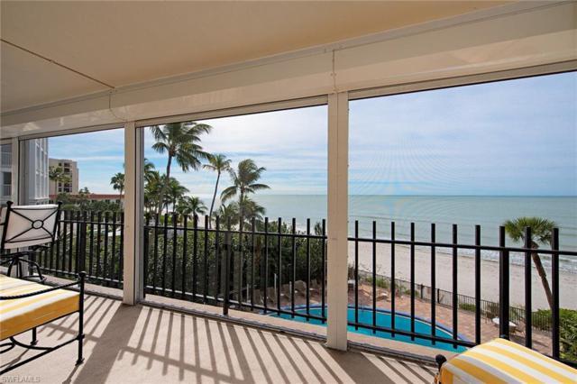 3399 Gulf Shore Blvd N #407, Naples, FL 34103 (#218082542) :: Equity Realty