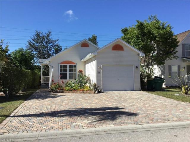 135 Leawood Cir, Naples, FL 34104 (MLS #218083640) :: RE/MAX DREAM