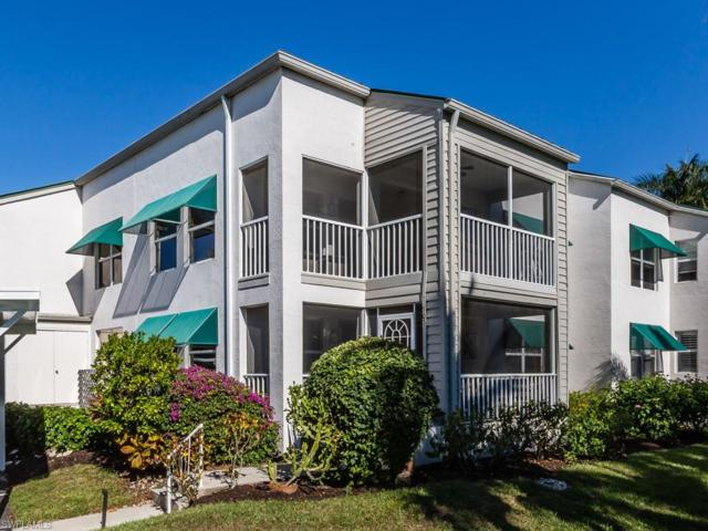 505 Clubside Dr #505, Naples, FL 34110 (MLS #218083838) :: Clausen Properties, Inc.