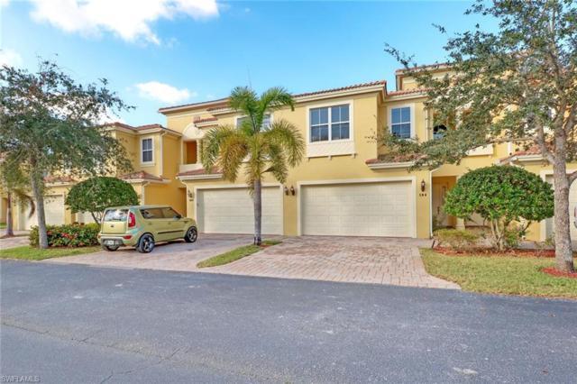 1340 Mariposa Cir #104, Naples, FL 34105 (MLS #218083939) :: Clausen Properties, Inc.