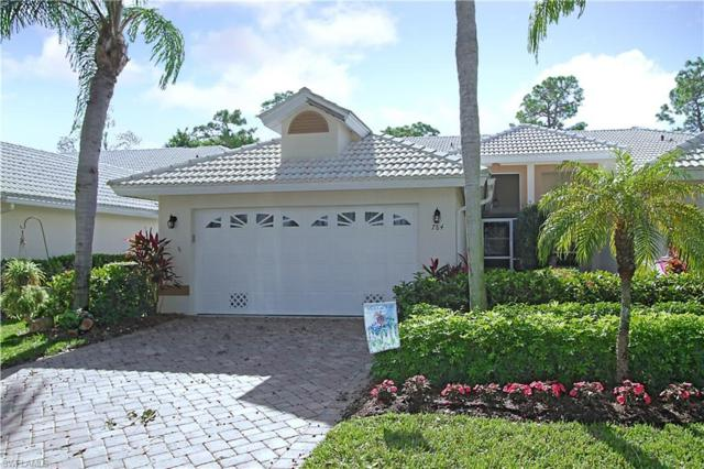 784 Wiggins Bay Dr 19L, Naples, FL 34110 (#219000276) :: Equity Realty