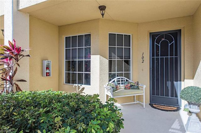 12005 Matera Ln #102, Bonita Springs, FL 34135 (MLS #219000366) :: The Naples Beach And Homes Team/MVP Realty