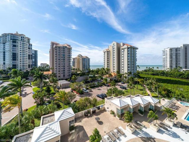 60 Seagate Dr #601, Naples, FL 34103 (MLS #219000405) :: The Naples Beach And Homes Team/MVP Realty