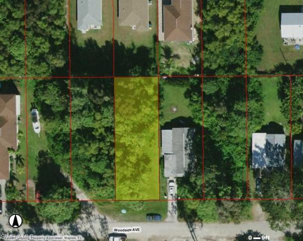 Lot 123 Woodside Ave, Naples, FL 34112 (MLS #219000744) :: Sand Dollar Group