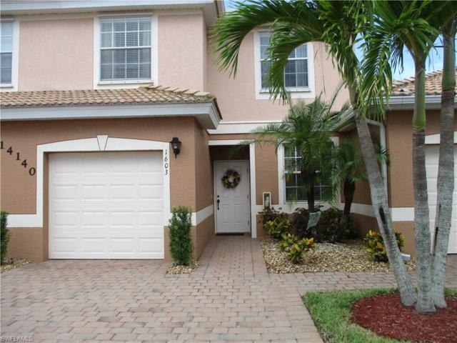 14140 Winchester Ct #1603, Naples, FL 34114 (MLS #219001138) :: The New Home Spot, Inc.
