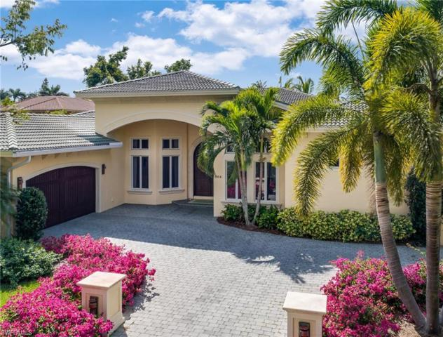 564 Coral Dr, Naples, FL 34102 (MLS #219001219) :: RE/MAX Realty Group