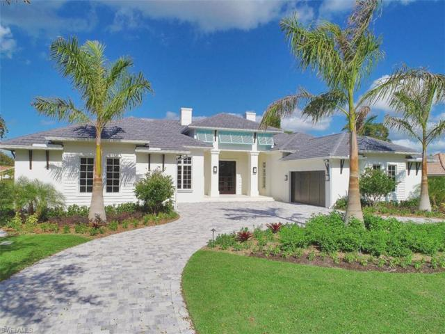 555 Anchor Rode Dr, Naples, FL 34103 (MLS #219001572) :: The Naples Beach And Homes Team/MVP Realty