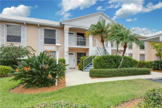 815 Gulf Pavillion Dr #105, Naples, FL 34108 (MLS #219001681) :: #1 Real Estate Services