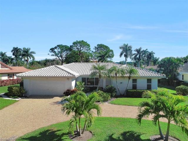 722 Park Shore Ct, Naples, FL 34103 (MLS #219002421) :: The Naples Beach And Homes Team/MVP Realty
