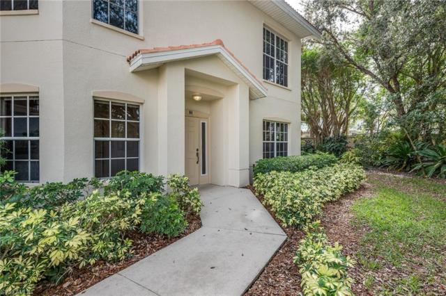 1025 Egrets Walk Cir #104, Naples, FL 34108 (MLS #219002535) :: The Naples Beach And Homes Team/MVP Realty