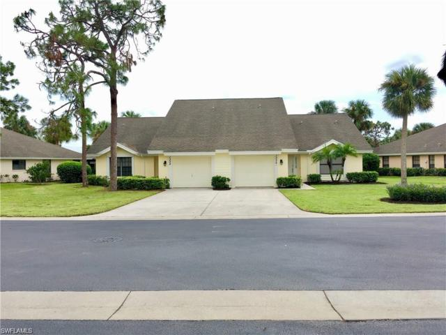 1326 Park Lake Dr 29-R, Naples, FL 34110 (MLS #219003637) :: The Naples Beach And Homes Team/MVP Realty