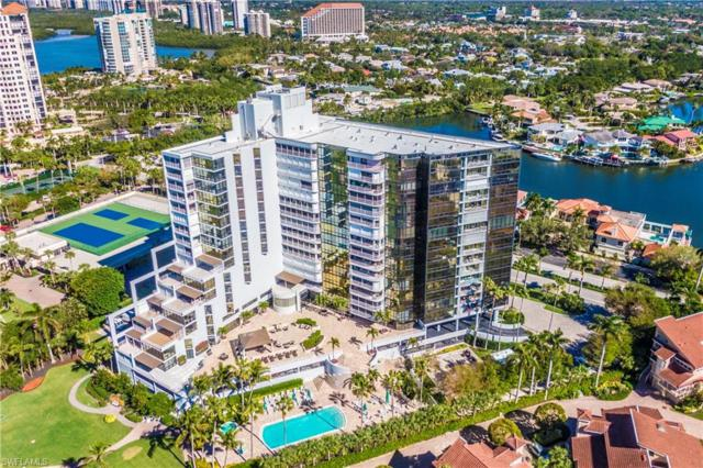 4751 Gulf Shore Blvd N #505, Naples, FL 34103 (MLS #219003911) :: The Naples Beach And Homes Team/MVP Realty