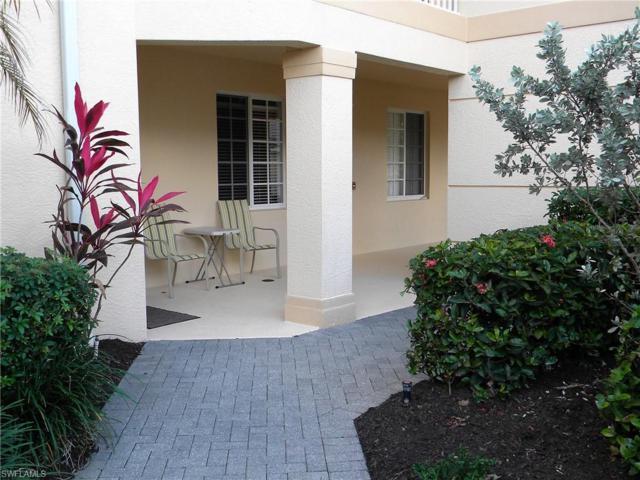 3980 Bishopwood Ct E 4-103, Naples, FL 34114 (MLS #219004080) :: #1 Real Estate Services