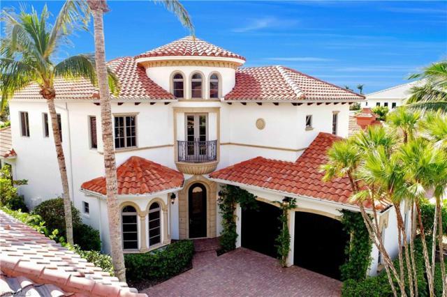640 Fairway Ter, Naples, FL 34103 (MLS #219004328) :: The Naples Beach And Homes Team/MVP Realty