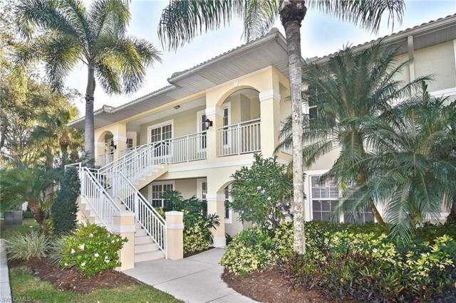 2340 Carrington Ct 8-101, Naples, FL 34109 (MLS #219004355) :: RE/MAX DREAM