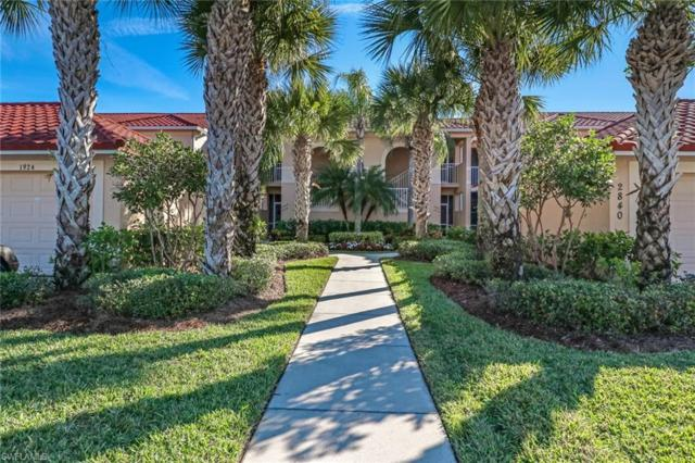2840 Cypress Trace Cir #1916, Naples, FL 34119 (MLS #219004398) :: RE/MAX DREAM