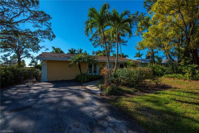 1154 Cooper Dr, Naples, FL 34103 (MLS #219004422) :: John R Wood Properties
