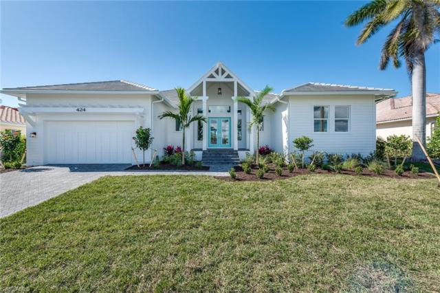424 Driftwood Ct, Marco Island, FL 34145 (MLS #219004779) :: The Naples Beach And Homes Team/MVP Realty