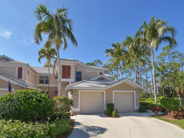 833 Carrick Bend Cir #203, Naples, FL 34110 (MLS #219004869) :: #1 Real Estate Services