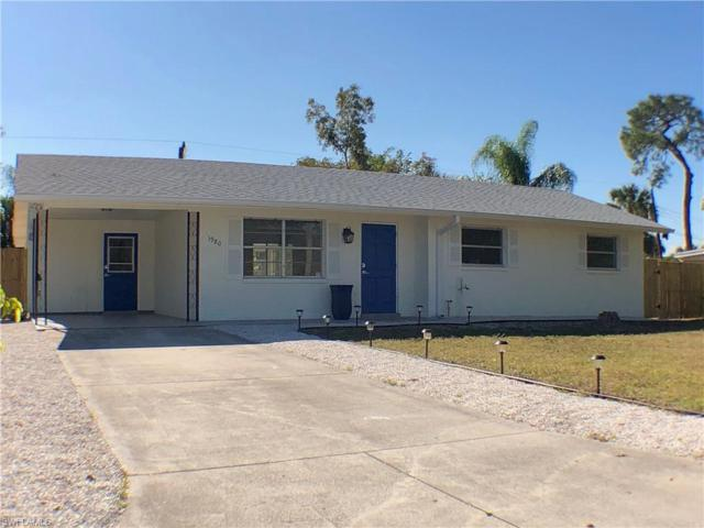 1980 Holiday Ln, Naples, FL 34104 (MLS #219005179) :: RE/MAX Realty Group