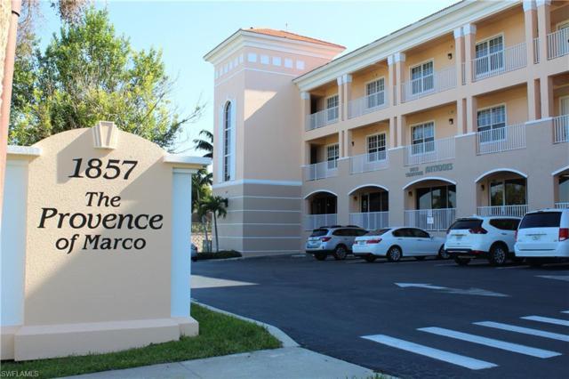 1857 San Marco Rd A-304, Marco Island, FL 34145 (#219005195) :: Jason Schiering, PA