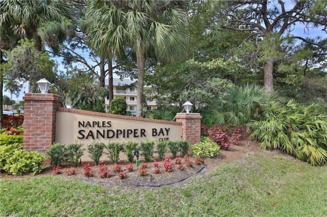 3071 Sandpiper Bay Cir L201, Naples, FL 34112 (MLS #219005609) :: The Naples Beach And Homes Team/MVP Realty