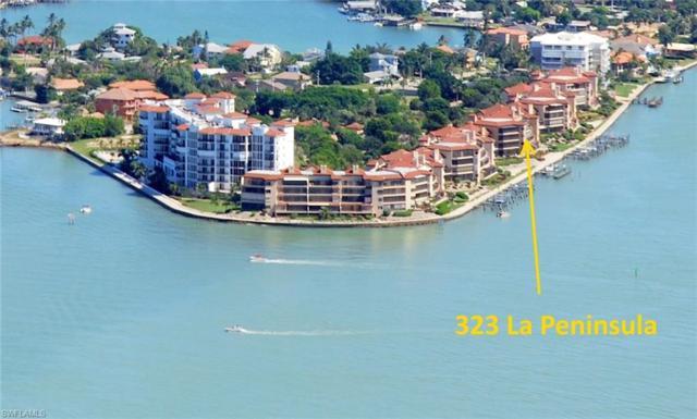 323 La Peninsula Blvd #323, Naples, FL 34113 (#219005841) :: The Key Team