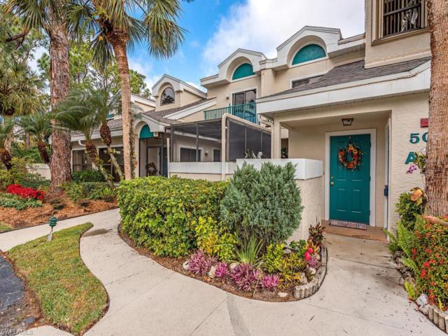 50 Emerald Woods Dr A4, Naples, FL 34108 (MLS #219007590) :: RE/MAX DREAM