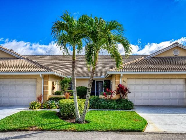 848 Marblehead Dr H-3, Naples, FL 34104 (MLS #219008265) :: RE/MAX DREAM
