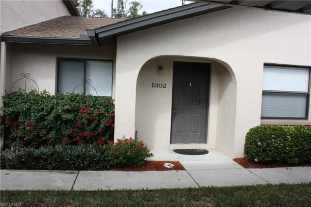 10031 Maddox Ln #102, Bonita Springs, FL 34135 (MLS #219008760) :: RE/MAX DREAM