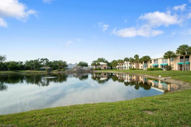 828 Gulf Pavillion Dr #105, Naples, FL 34108 (MLS #219008876) :: #1 Real Estate Services