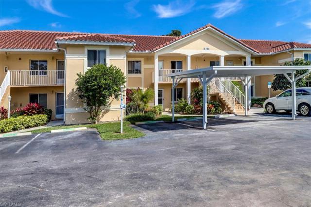 180 Furse Lakes Cir E-3, Naples, FL 34104 (MLS #219009889) :: RE/MAX DREAM