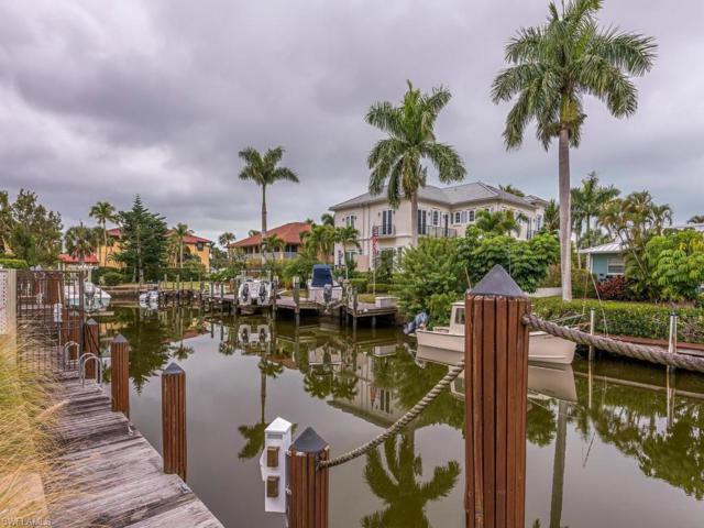1140 Clam Ct #5, Naples, FL 34102 (MLS #219010205) :: #1 Real Estate Services