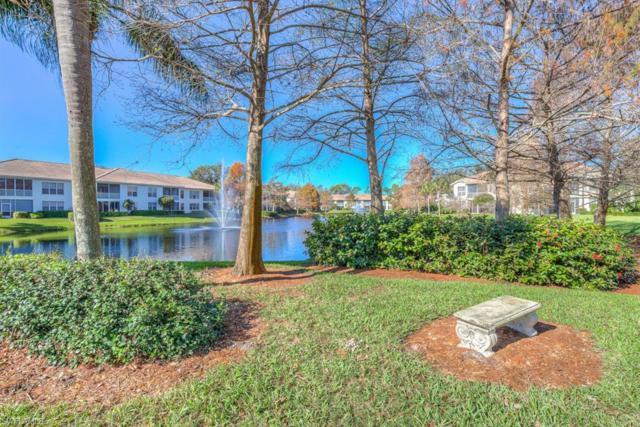 1101 Egrets Walk Cir #101, Naples, FL 34108 (MLS #219010315) :: Clausen Properties, Inc.