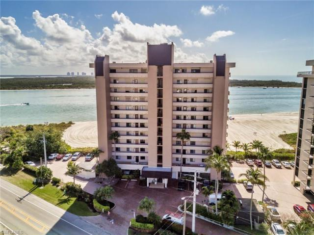 8402 Estero Blvd #604, Fort Myers Beach, FL 33931 (#219010497) :: Equity Realty
