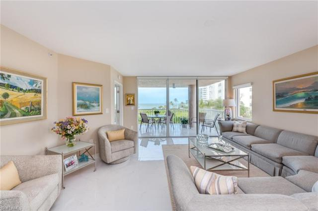 40 Seagate Dr #204, Naples, FL 34103 (MLS #219010636) :: The Naples Beach And Homes Team/MVP Realty