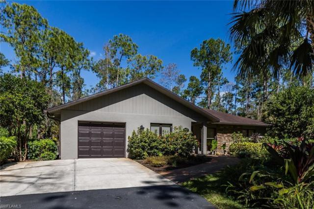 5071 Mahogany Ridge Dr, Naples, FL 34119 (MLS #219011463) :: John R Wood Properties