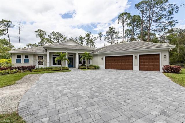 5765 Hidden Oaks Ln, Naples, FL 34119 (MLS #219011547) :: The Naples Beach And Homes Team/MVP Realty