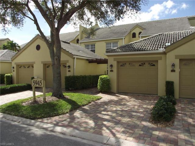 5945 Sand Wedge Ln #1007, Naples, FL 34110 (MLS #219011932) :: Clausen Properties, Inc.