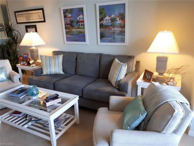 8241 Parkstone Pl #204, Naples, FL 34120 (MLS #219012322) :: Clausen Properties, Inc.