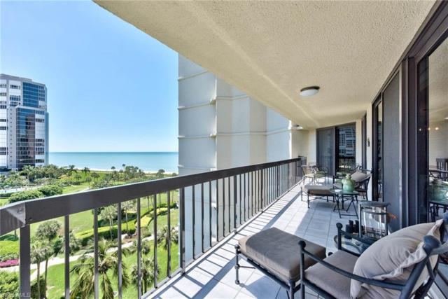 4551 Gulf Shore Blvd N #905, Naples, FL 34103 (MLS #219012353) :: RE/MAX Realty Group